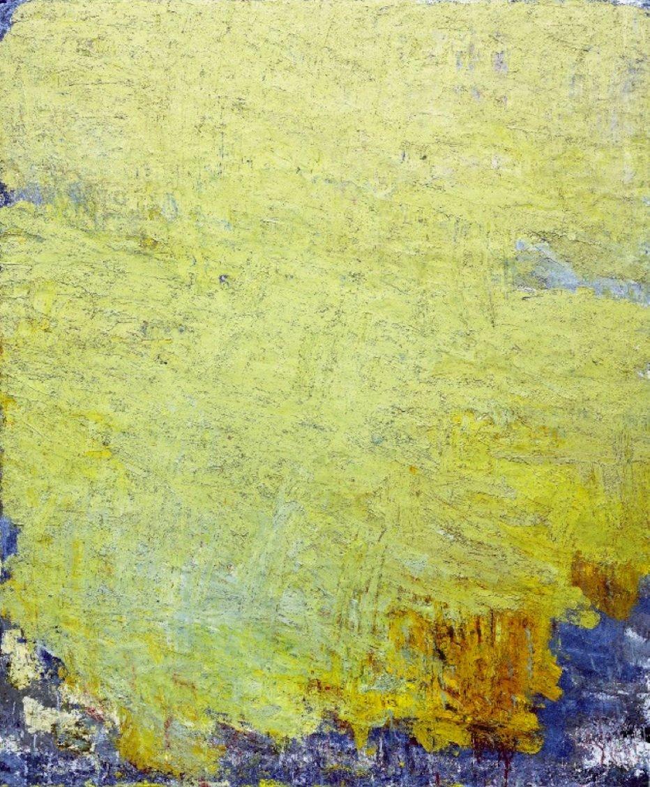 Aida Tomescu, 'Alba', 2002, oil on linen, 183 x 152cm