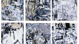 Aida Tomescu, Mixed Media and Collage, 2002-2004