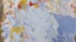 Aida Tomescu, 'Bribie', 2015, oil on belgian linen, 183 x 153cm