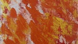 Aida Tomescu, 'Helios I', 2015, oil on linen, 183 x 153cm