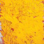 Aida Tomescu, 'Blue Eye', 2008, oil on linen, 184 x 154cm
