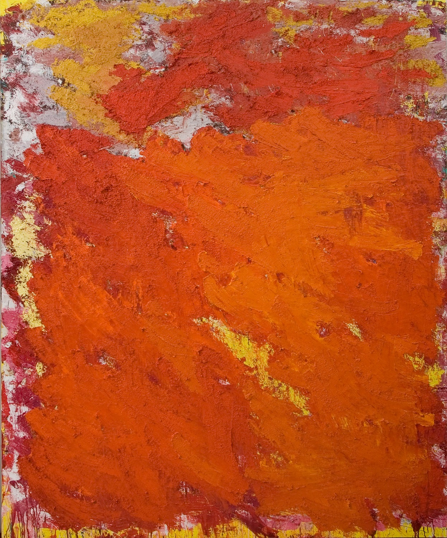 Aida Tomescu, 'Broken April II', 2005, oil on canvas, 184 x 154cm