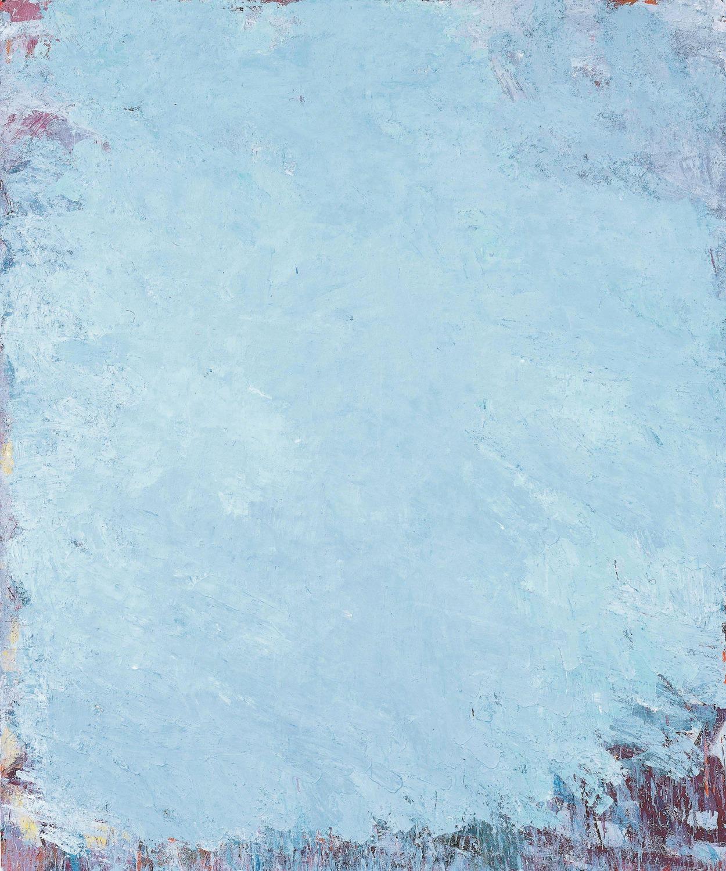 Aida Tomescu, 'Thaw', 2004, oil on canvas, 184 x 154cm