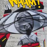 Aida Tomescu, WAAM - It's Women's Abstract Art Man!