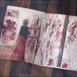 Aida Tomescu, ARTIST PROFILE Issue 39
