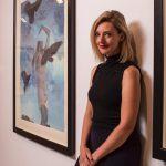 Aida Tomescu, Borrowed Scenery, Campbelltown Arts Centre