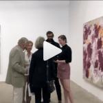 Aida Tomescu Exhibition