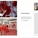 Aida Tomescu, Artonview: the National Gallery of Australia's quarterly magazine