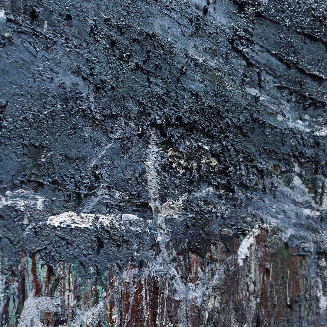 Aida Tomescu, Ithaca III detail, 1999